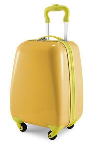 Hauptstadtkoffer Kindergepäck Kinderkoffer Kinder Trolley Hartschalenkoffer