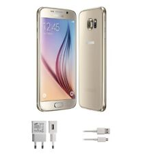 SAMSUNG GALAXY S6 ORO GOLD G920 32 GB REACONDICIONADOS ACCESORIOS PUEDE
