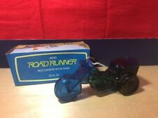 Avon Wild Country After Shave 5.5 oz. Roadrunner Decanter