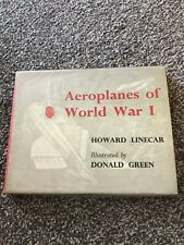 Aeroplanes of World War I HB Howard Linecar