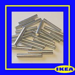 101324 x 10 ORIGINAL IKEA IVAR Shelf or Cabinet Pins/ Bolts/ Supports / Pegs