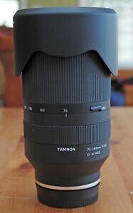 Tamron 70-180mm F/2.8 Di III VXD for Sony Full Frame APS-C E-Mount Lens