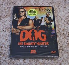 NEW Dog the Bounty Hunter: Best of Season 2 (DVD, 2006, Single-Disc Edition) 2nd