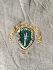 British Army 14 Transport Squadron RCT T Shirt