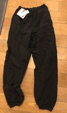 Men's Skilcraft Jwod Army Physical Fitness Pants IPFU Black Lined Small Long