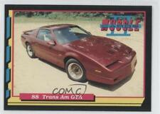 1992 Muscle Cards II #154 88 Trans Am GTA Non-Sports Card 3a3