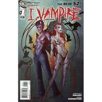 I, Vampire #1 - First Print - Nov 2011 - New 52 [Paperback, DC Comics] NEW NM