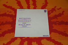 ♫♫♫ Beethoven - Piano Trios, Beaux Arts Trio * Philips Stereo 802782 DXY ♫♫♫