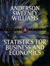 Statistics for Business and Economics (Statistics for Business & Economics), Wil