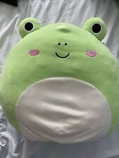 Squishmallow Wendy The Frog 16 Inch Kellytoy