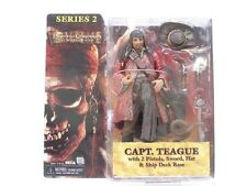 "NECA PIRATES OF THE CARIBBEAN 7"" CAPT. TEAGUE ACTION FIGURE 30233"