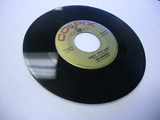 MARCELS Merry Twist-Mas/Don't Cry For Me This 45 RPM Colpix Records VG+