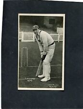 Photocard:Vintage, Les Ames, Cricketer, Kent and England 1926-1951