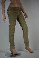 pantalon velours femme DIESEL modele joyze taille jeans W 29 ( T 38-40  )