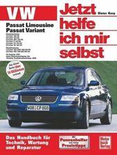 VW Passat Limousine und Variant - Dieter Korp - 9783613018570 PORTOFREI