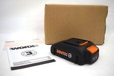 NEW! Worx WA3575 20V 2.0Ah Lithium-Ion Battery w/ Fuel Gauge - WG155 WG154 WG153