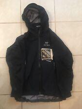 NWT! Arcteryx Theta AR Jacket Mens Black Large