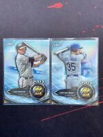 CODY BELLINGER TSE-1 2018 Topps Chrome ALL-STAR ROOKIE CUP REFRACTOR DODGERS Lot