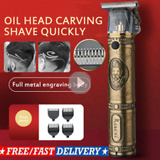 Electric T-Blade Outliner Grooming Cordless Cutting Pro Li Trimmer Shaver UK