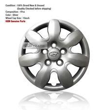 "OEM Auto Parts 15"" Wheel Hub Cap Cover 1P For HYUNDAI 2007-2010 Elantra HD"