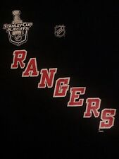 Reebok Hockey NHL 2012 New York Rangers #10 Gaborik Youth Boys Size XL T-Shirt