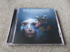 Paloma Faith - The Architect 2017 **SIGNED** CD RARE!