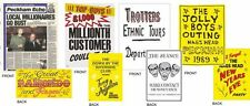 Only Fools and Horses - Poster Pack 4 Double Sided A3 Posters