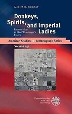ASINI, SPIRITI, e IMPERIAL donna: enumerazione in Eliot WEINBERGER'S.