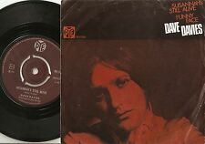 DAVE DAVIES SUSANNAH`S STILL ALIVE NORWAY 45+PS 1967 MOD R&B FREAKBEAT THE KINKS