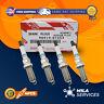 PACK of 4 TOYOTA 90919-01253 DENSO 3444 SC20HR11 Spark Plugs Iridium Long Life