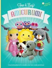 Fun and Easy Amigurumi: Crochet Patterns to Create Your Own Dolls and Toys (Pape