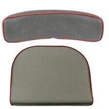 Seat And Backrest Fits Massey Ferguson Mf35 Mf35x Mf50 Mf50a Mf65 Mf85 Mf88