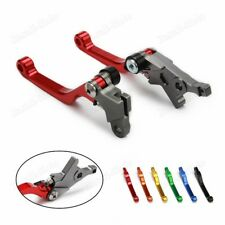 Billet MX Pivot Brake Clutch Levers For Honda CRF250L CRF250M 2012 2013-17 BS