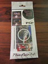 KIT DE PERSONNALISATION POUR PSP      -  SKIN POUR PSP    -- PERSO.     NEUF