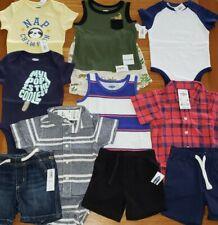 Old Navy Osh Kosh Baby Boys 6-12 MONTH Clothing Lot 11...