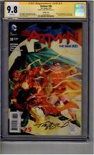 (B5) Batman #38 Flash Variant CGC 9.8 Signature Series *Tony Daniel*