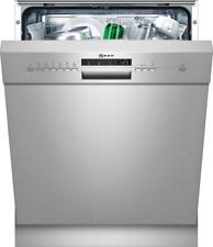 NEFF GU3600A Unterbau-Geschirrspüler S213A60S0E Edelstahl 60cm Breite EEK: A+