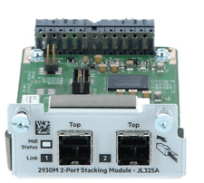 USED - Aruba /  Hewlett Packard JL325A Aruba 2930M 2-port Stacking Module