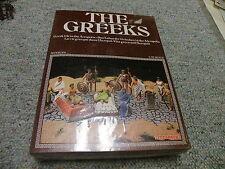Atlantic 1/32 54mm  Box #1604 Greek Life at the Acropolis