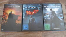 Batman - The Dark Knight Trilogy (Christrian Bale) / 3-DVDs DVD 2585