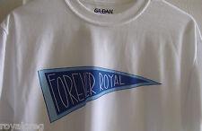 Kansas City Royals, Forever Royal, T Shirt Tuesday SGA  7/19/16 Size XL, New