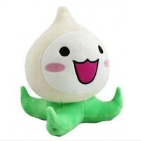 Overwatch Pachimari Onion Octopus Plush D.VA Toy Gift Cosplay Prop 20cm Present