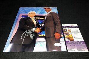 JOHN WALL WASHINGTON WIZARDS SIGNED 8X10 PHOTO W/JSA COA T38707 NBA DRAFT