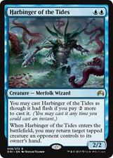 HARBINGER OF THE TIDES Magic Origins MTG Blue Creature — Merfolk Wizard Rare