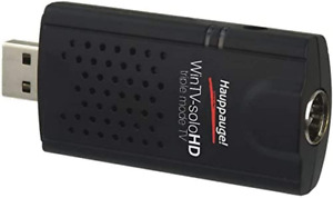 Hauppauge WinTV-SoloHD model 01589 Freeview HD tuner for PC, Black