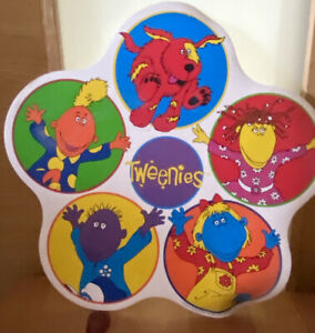 Tweenies Placemat Large For Play Or Table Or DIY Wipeable