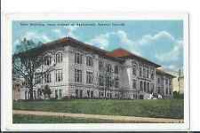 1920's Main Building, State College  of Agriculture. Athens, Georgia  Postcard