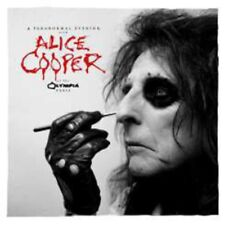 Alice Cooper - A Paranormal Evening at the Olympia Paris - New Coloured Vinyl