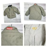 Boys Marker Embroidered Rugged Jacket Outdoor Size 3