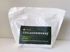 It works! Collagenworks Tropical Crush 15 Singles Collagen Healthy Skin Mfg 1/19